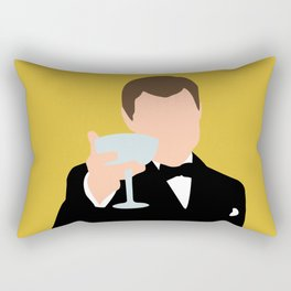 Jay The Great Gatsby movie Rectangular Pillow