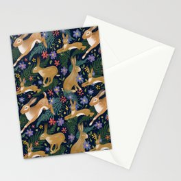 Hare fields Stationery Cards