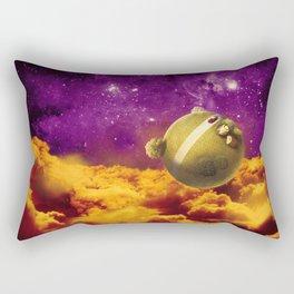 King Kai's Planet Rectangular Pillow