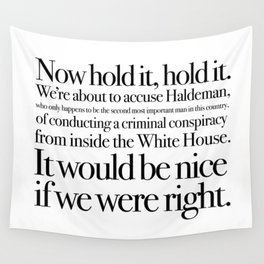quoting Hollywood 1 Wall Tapestry
