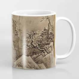 Sesshu Toyo - Autumn and Winter Landscape Coffee Mug