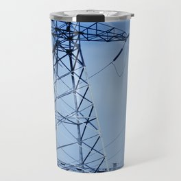 power plant Travel Mug