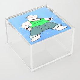 Evelyn (Peepoodo) Acrylic Box
