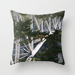 Tressel Throw Pillow