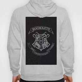 Cosmic Hogwarts Crest HP Hoody