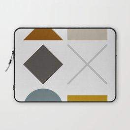 Mid West Geometric 03 Laptop Sleeve