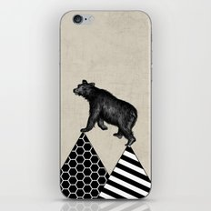 bear mountain iPhone Skin