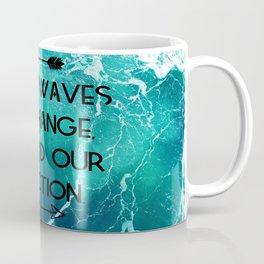 Waves of Change Coffee Mug
