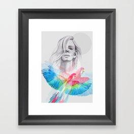 Nadine Framed Art Print
