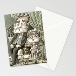 Lionel and Flossie Boyle Stationery Cards