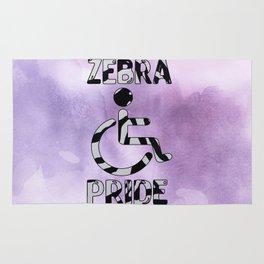 Zebra Pride Rug