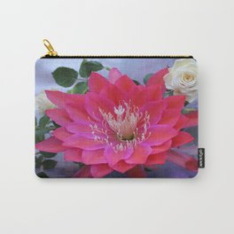 Roses Are White, Cactus is Rose... Carry-All Pouch