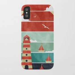 Coming Home. iPhone Case