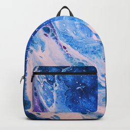 Blueberries & Cream Backpack