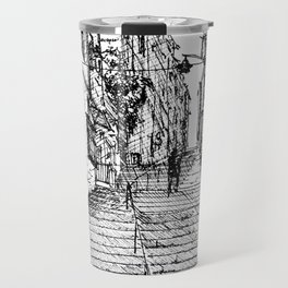 Naples Stairs Travel Mug