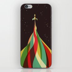 Kaleidoscope to the Stars iPhone Skin