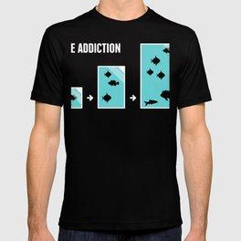 Funny Fish Aquarium Addiction T-shirt