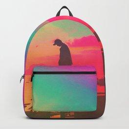 Emotive Sky Backpack