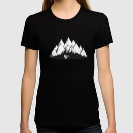 MTB Mountains Forest T-shirt