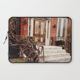 NYC Front Stoop Laptop Sleeve