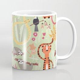 Rain forest animals 004 Coffee Mug