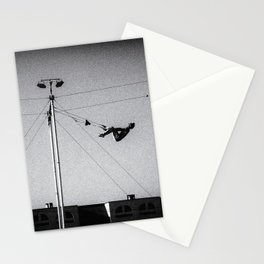 NOIR ACROBATICS I Stationery Cards