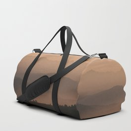 Mountain Love - Landscape and Nature Photography Duffle Bag