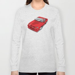 Rampage Red Long Sleeve T-shirt