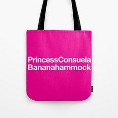 Friends · Princess Consuela Bananahammock Tote Bag