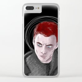 louis Clear iPhone Case