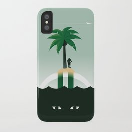 Revis Island iPhone Case