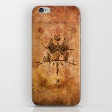 Zodiac:  Leo iPhone Skin