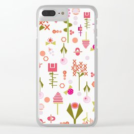 Ro Ro fetch 1 Clear iPhone Case