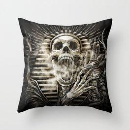 Winya No. 60 Throw Pillow