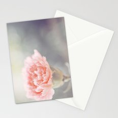 Carnation in Pink Stationery Cards