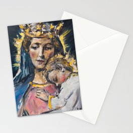 Mater Ter Admirabilis Stationery Cards