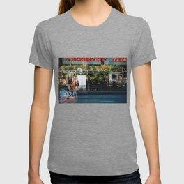 Greener Busses - overlapper T-shirt