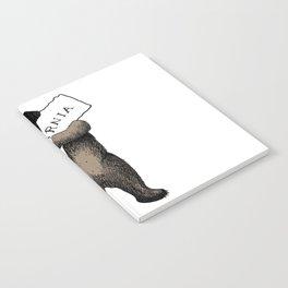 i love you california Notebook