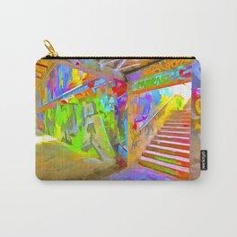 London Graffiti Pop Art Carry-All Pouch