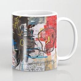 Portrait of Basquiat Coffee Mug