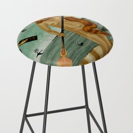 Gafferdite - Composition Bar Stool