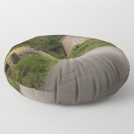 Dovedale Trail Cottage Floor Pillow
