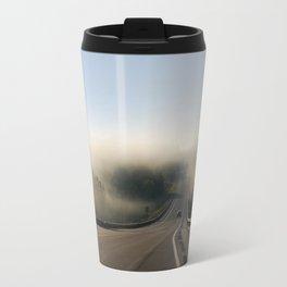 Country Sunrise Landscape Travel Mug