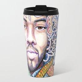 Moorish Travel Mug