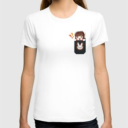 Pocket OWFeed T-shirt
