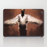 religion iPad Cases featuring Losing My Religion by Zombie Rust