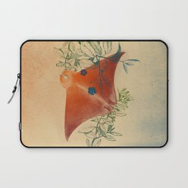 Stingray in The Weeds Laptop Sleeve