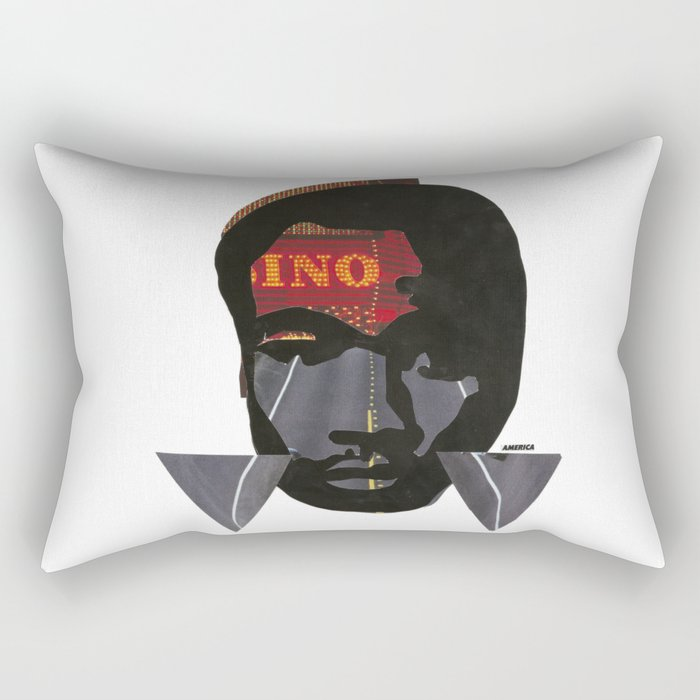 Childish Gambino Rectangular Pillow