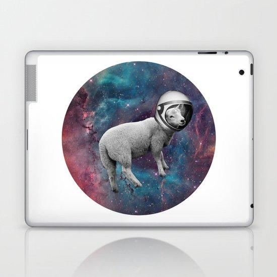 The Space Sheep 2.0 Laptop & iPad Skin