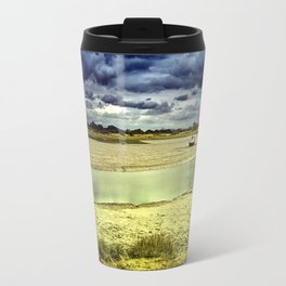 Maldon Estuary Towards the Sea Travel Mug